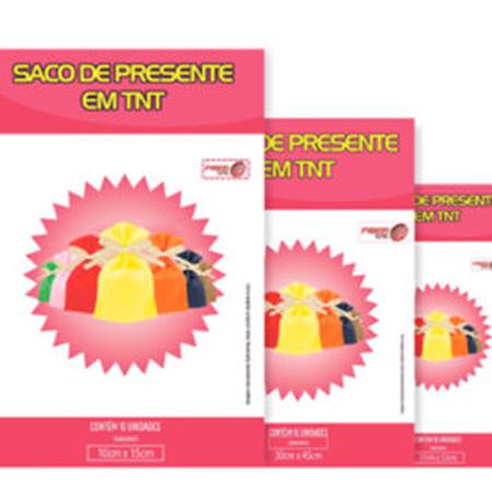 SACOS DE PRESENTE EM TNT